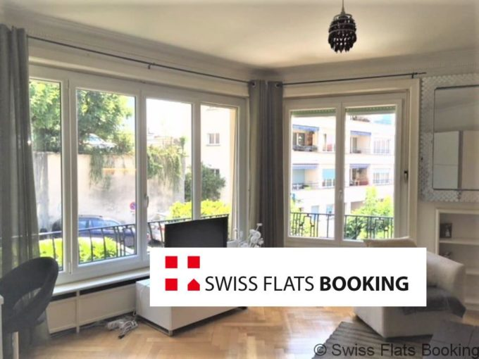 SPACIOUS STUDIO IN DOWN TOWN –  LAUSANNE