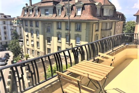Furnished Apartment Lausanne