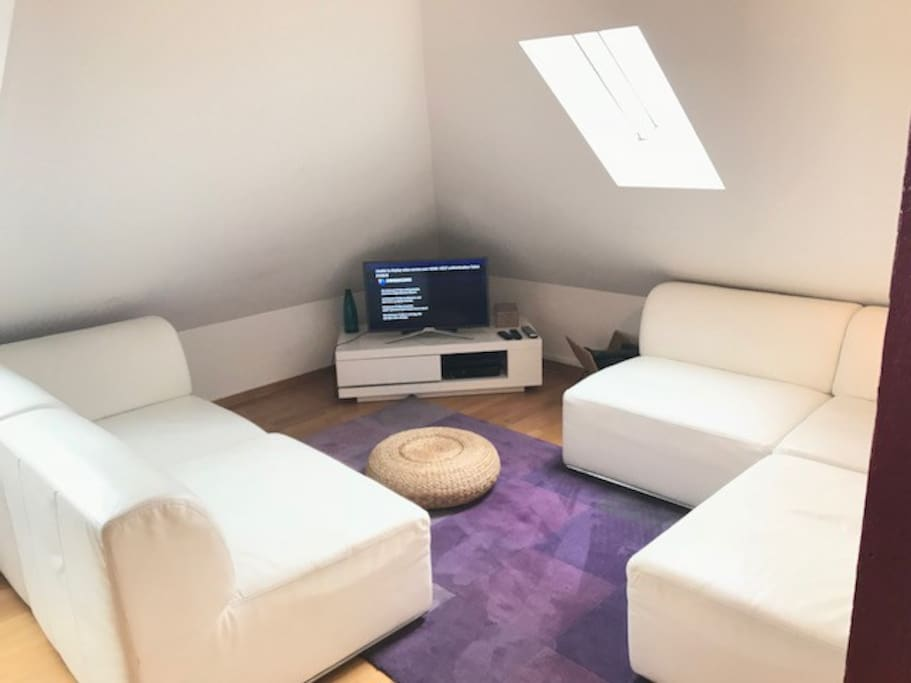 Furnished 3,5 rooms – Lausanne