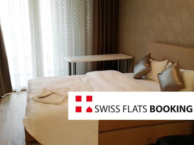 Double Bed Apartment in Zurich