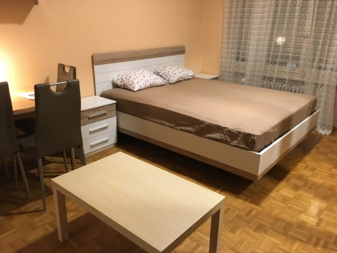 Furnished Studio Lausanne center