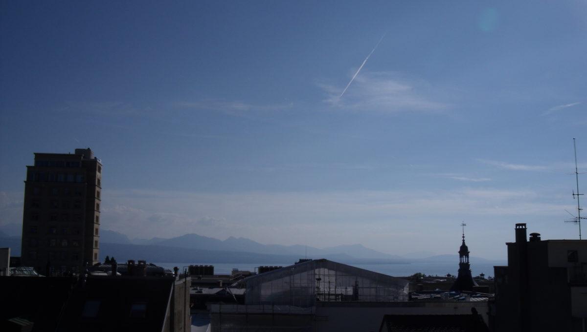 View-Vue depuis 1.5 5em etage