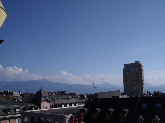 Nice furnished studio for rent in Lausanne