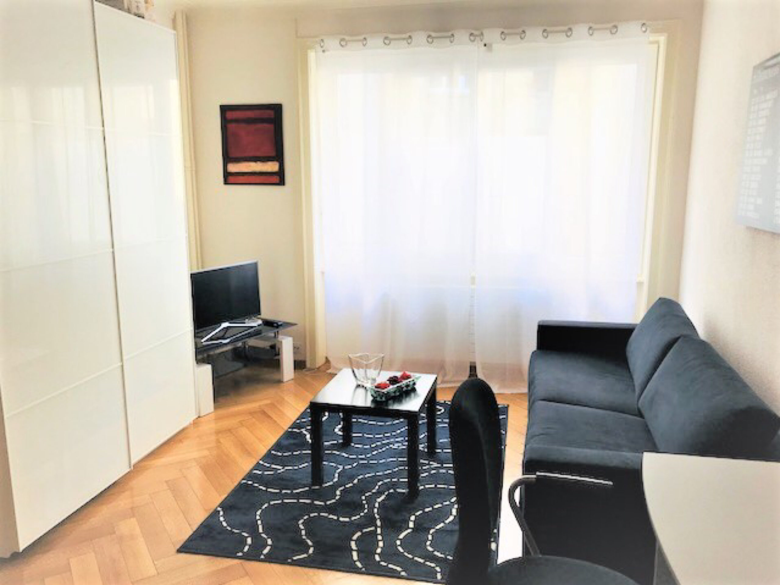 Studio near Lausanne centre and train station (1)