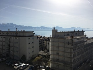vue lac - view