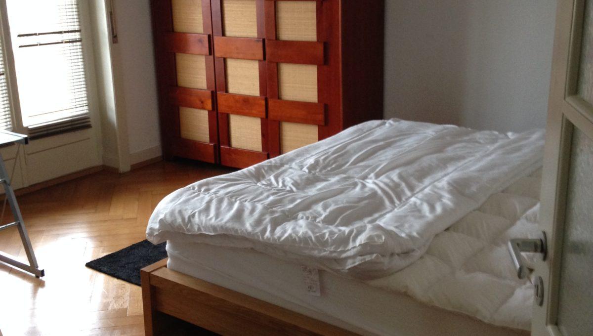 Severy 2, bedroom